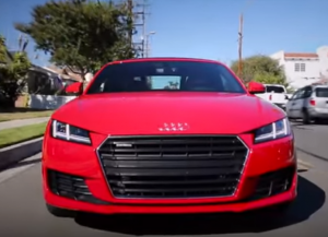 Kelley Blue Book - 2016 Audi TT Coupe and Roadster Review (2)