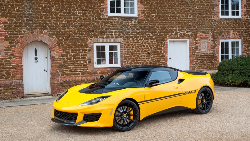 Lotus Evora Sport 410 - Official (1) & Lotus Evora Sport 410 u2013 Official | DPCcars