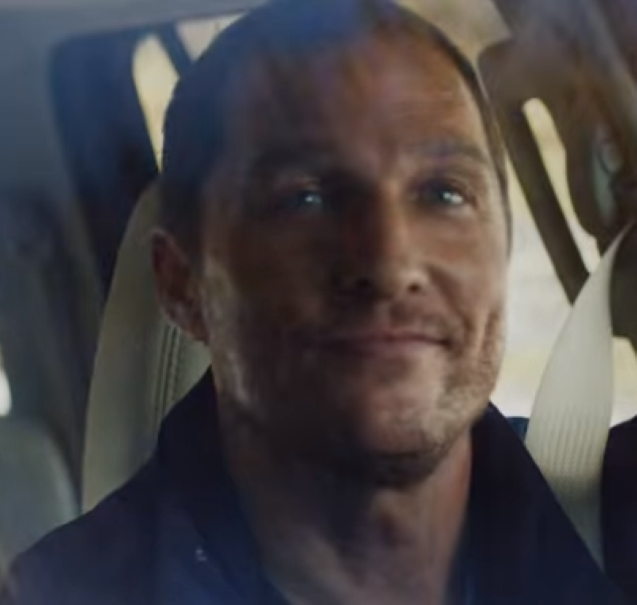 Matthew Mcconaughey Talking To Dogs In Latest Lincoln Commercial