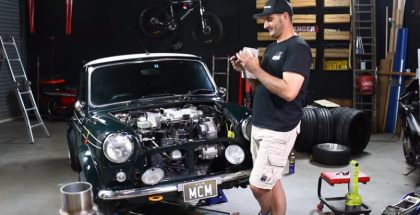 Mighty Car Mods Supercharged Mini (1)