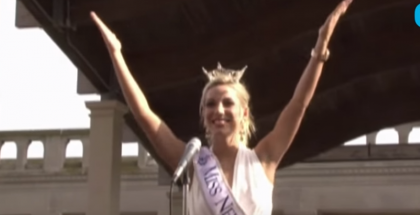 Miss America Contestant Cara McCollum Dies In Car Crash (1)