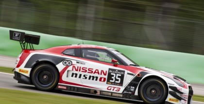 Nissan GT-R NISMO GT3 Lap of Mount Panorama