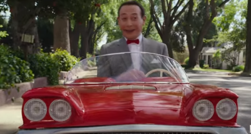 Pee Wee S Big Holiday Has Some Cool Cars And Motorcycles