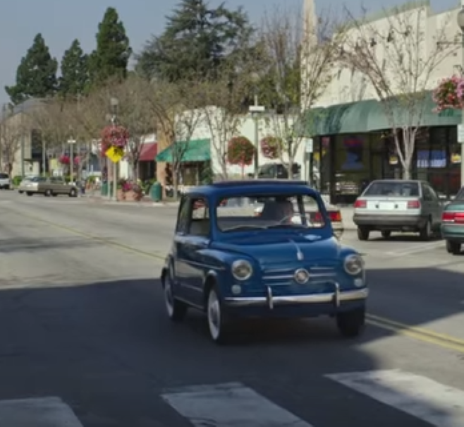 Pee-wee's Big Holiday Has Some Cool Cars And Motorcycles