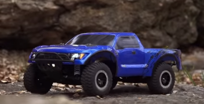 RC Raptor Rodeo - Traxxas Ford Raptor (1)
