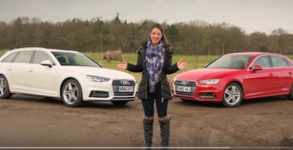 Telegraph Cars - 2016 Audi A4 and A4 Avant Review (1)