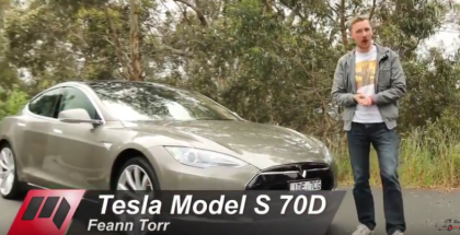 Tesla Model S 70D Review (1)