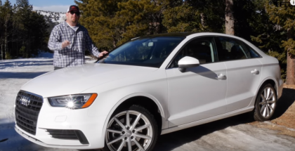 The Fast Lane Car - 2016 Audi A3 Quattro Review (1)