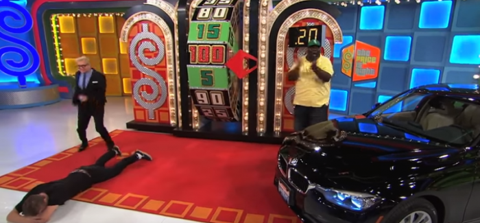 The Price is Right Incredible BMW Winning – Video