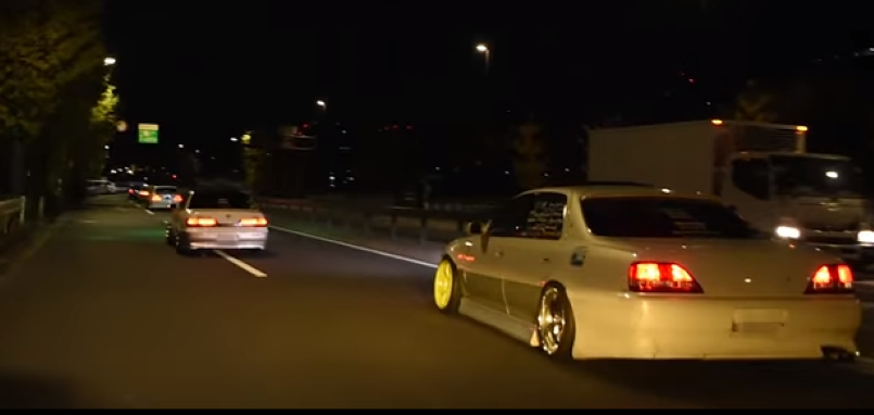 Tokyo Street Life Drifting In The Streets Video Dpccars