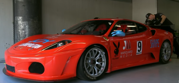 Twin Turbo Ferrari F430 Race Car U2013 Video