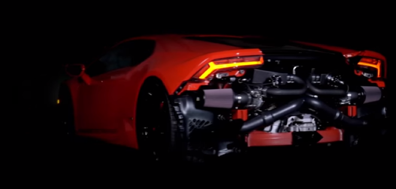 ugr lamborghini huracan twin turbo dct systems video. Black Bedroom Furniture Sets. Home Design Ideas