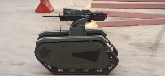 Will this replace the future soldier – Video