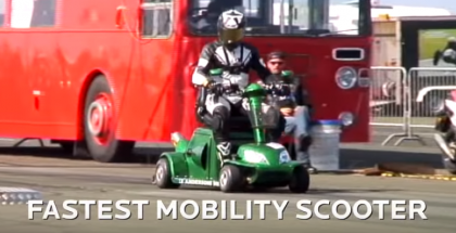 World's Fastest Mobility Scooter (2)