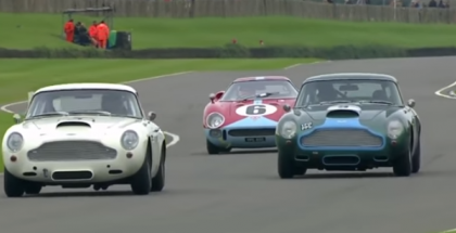 £12 million Track Battle - Aston Martin vs Ferrari (1)