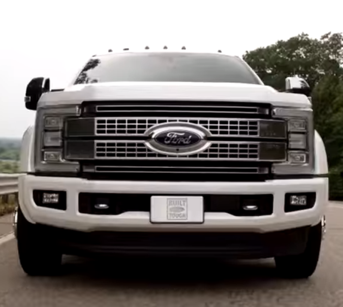 2017 ford f series super duty trailer reverse guidance. Black Bedroom Furniture Sets. Home Design Ideas