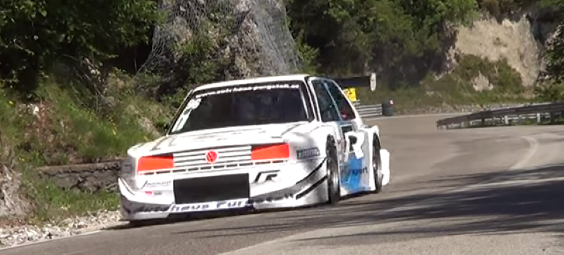 520hp Vw Rally Golf Video Dpccars