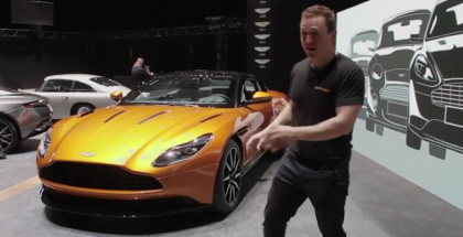 600bhp Aston Martin DB11 At Geneva (1)