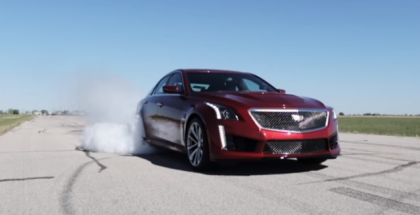 750HP 2016 Cadillac CTS-V HPE750 by Hennessey - 0 to 60 in 3.2 seconds (2)