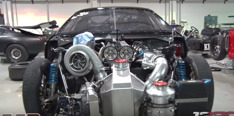 Toyota Supra Top View >> 98MM TURBO 2000hp 2JZ Toyota Supra – Video | DPCcars