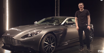 Aston Martin DB11 Closer Look (1)