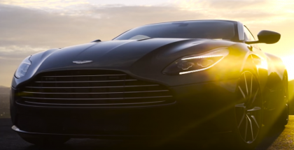 Aston Martin DB11 - Designed to Exhilarate Promo (1)