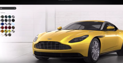 Aston Martin DB11 comes in 35 colors - See them all here (1)