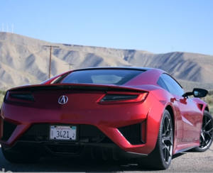 Auto Guide Acura Nsx Review X