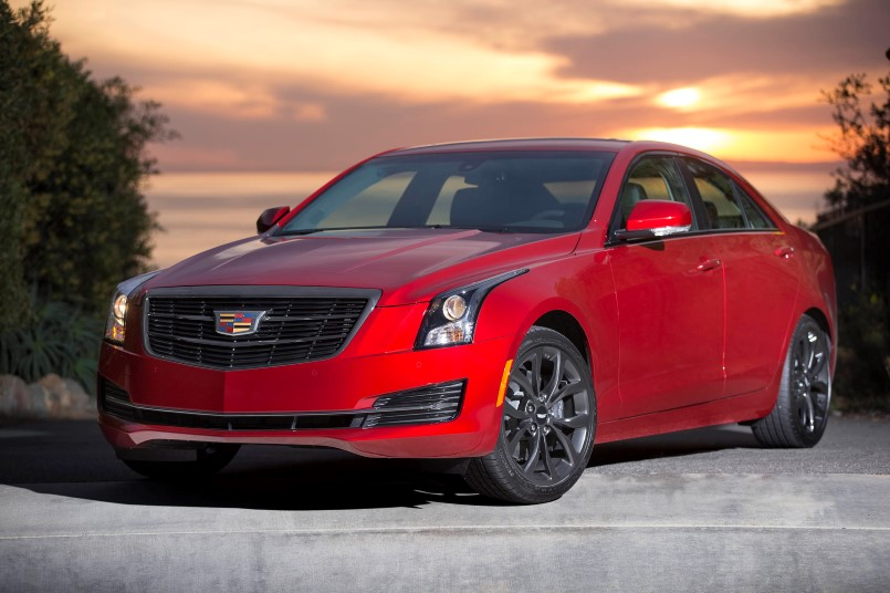 Blacked Out Treatments For Cadillac Ats And Cts Official
