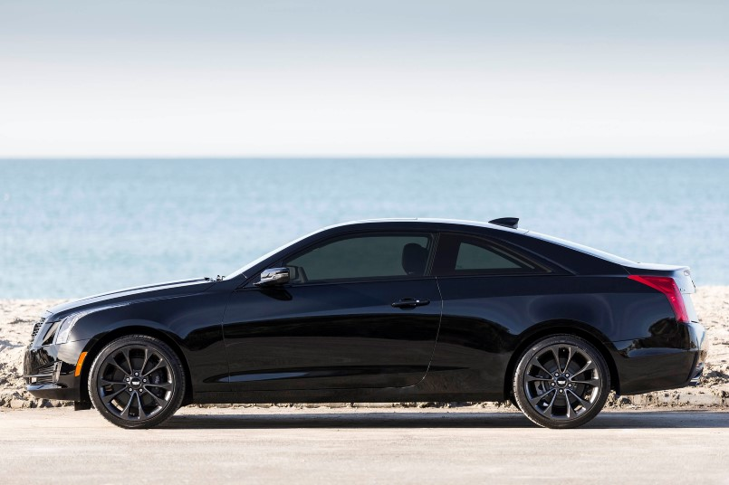Blacked-out treatments for Cadillac ATS and CTS – Official ...