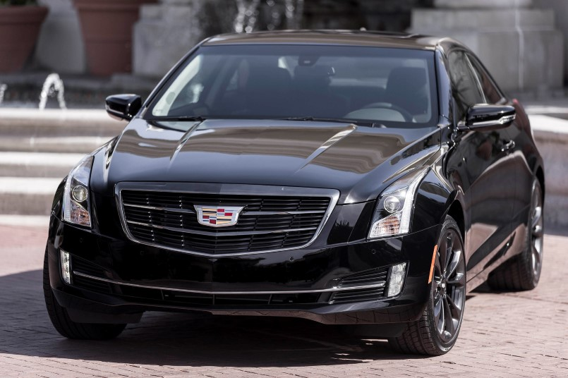 Blacked Out Treatments For Cadillac Ats And Cts