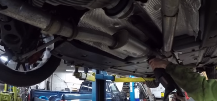 Challenger Hellcat Muffler Delete Install And Tutorial Video