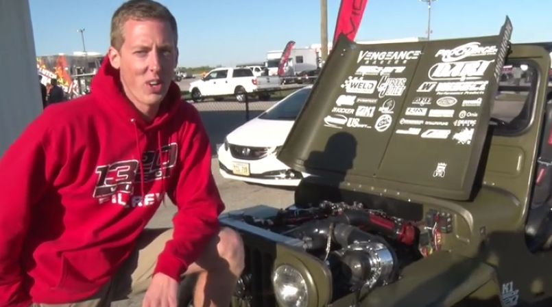 Jeep Official Site >> Cleetus with 1000hp LSX Willy's Jeep – Video | DPCcars