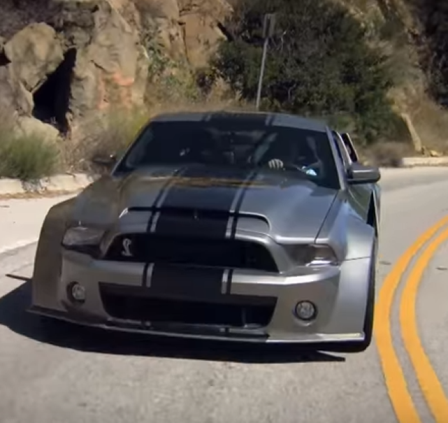Fifth Gear Checks Out 1000HP Mustang By Galpin Auto Sports