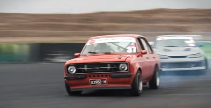 Ford Escort turbo drifter is one awesome machine (1)
