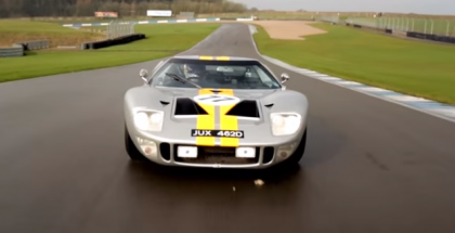 Ford GT40 makes the best sounds (1)