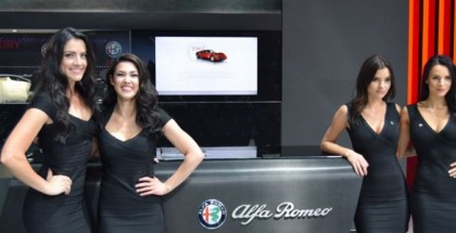 Girls Of The 2016 New York Auto Show (2)