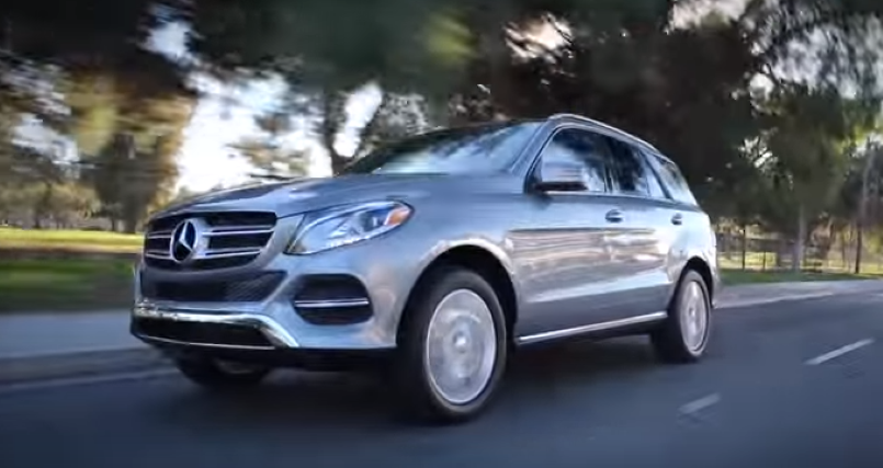 kelley blue book 2016 mercedes benz gle review video