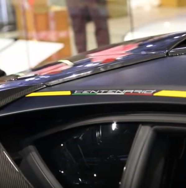 Lamborghini Centenario Engine Exhaust Sound Video Dpccars