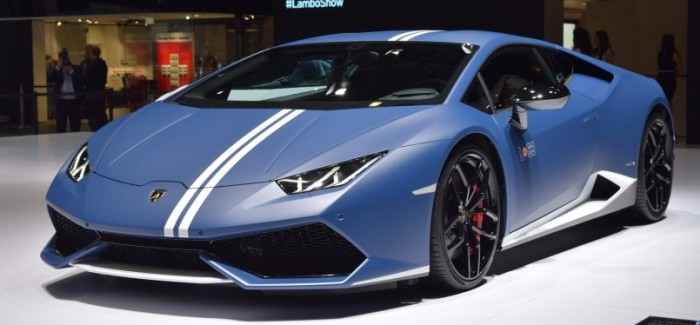 Lamborghini Huracan Lp610 4 Avio Official Video Dpccars