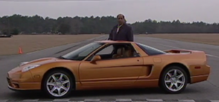 motorweek 2002 acura nsx review video dpccars. Black Bedroom Furniture Sets. Home Design Ideas