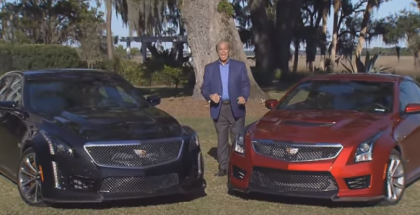 MotorWeek - 2016 Cadillac CTS V and ATS V Review (1)