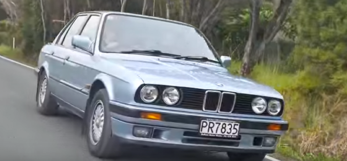 Nick Murray BMW E30 3 series history lesson and review (1)