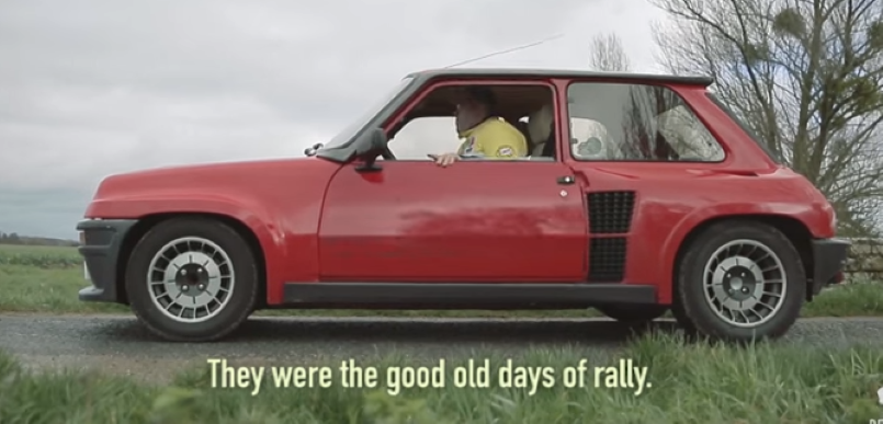 petrolicious renault 5 turbo 2 video dpccars. Black Bedroom Furniture Sets. Home Design Ideas