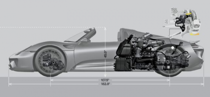 Porsche 918 Spyder Parts Pricing Is Scary – Engine Price 203385: Porsche 918 Engine Diagram At Aslink.org