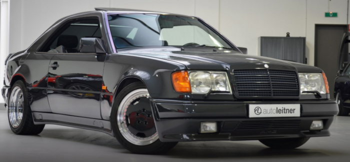 Rare 1 of 12 – 1992 AMG Hammer Coupe 6 0 for sale | MBClub UK