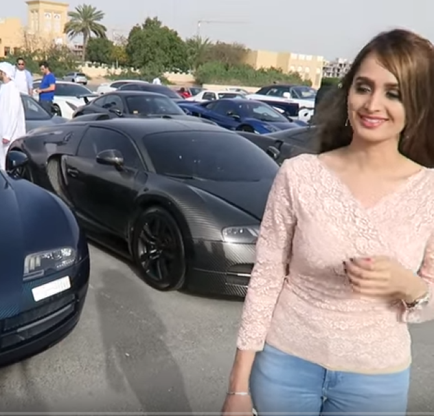 Rich Kids Of The Middle East Supercar Meet Video Dpccars