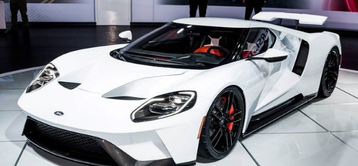 Salomondrin How Can You Get A New Ford Gt Video