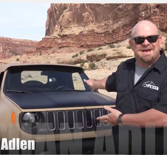 The Fast Lane Truck Drives The Jeep Comanche Diesel Mini
