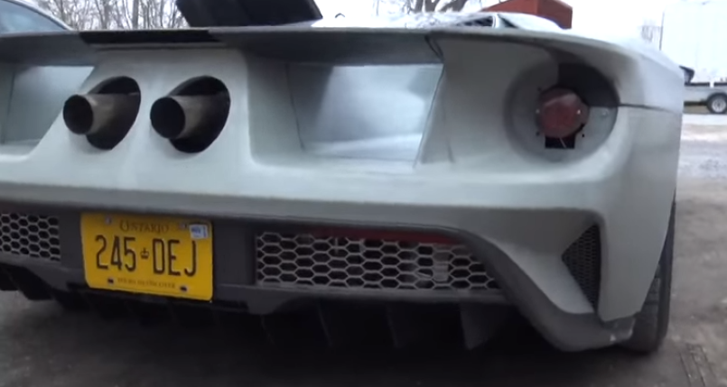 Worksheet. 2017 Ford GT Prototype Exhaust Sound  Video  DPCcars
